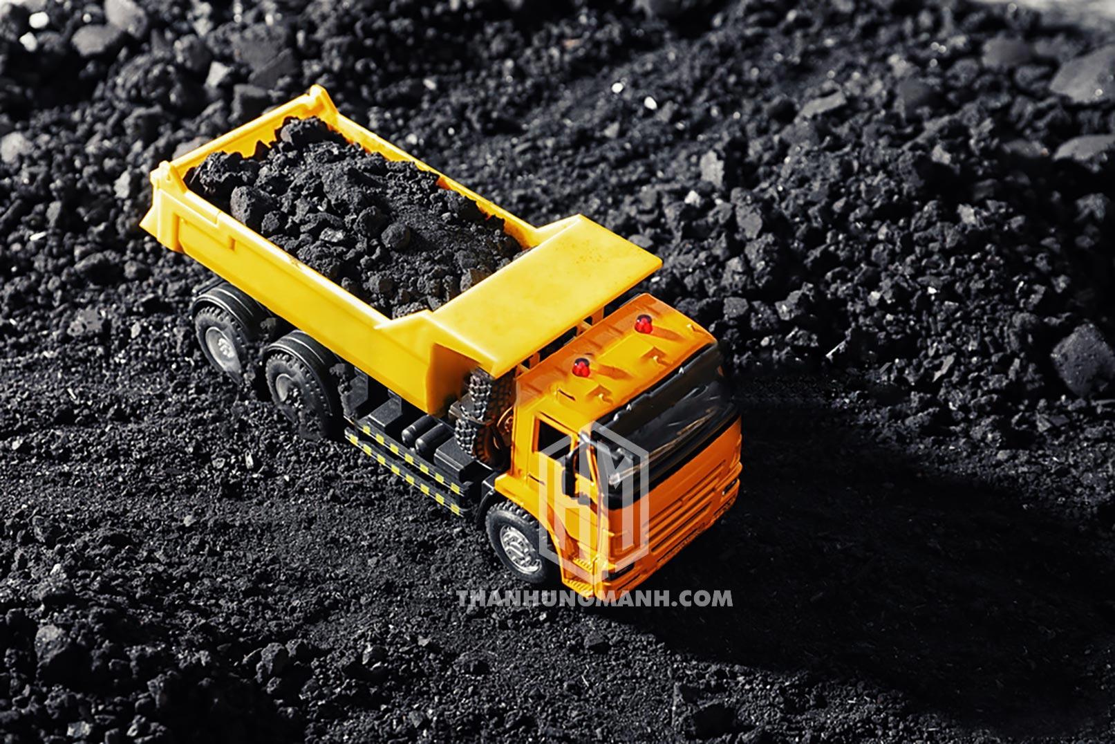 Xe chuyên dụng chở than đá