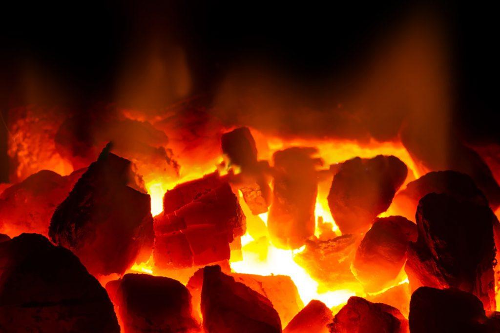 than cục xô cháy